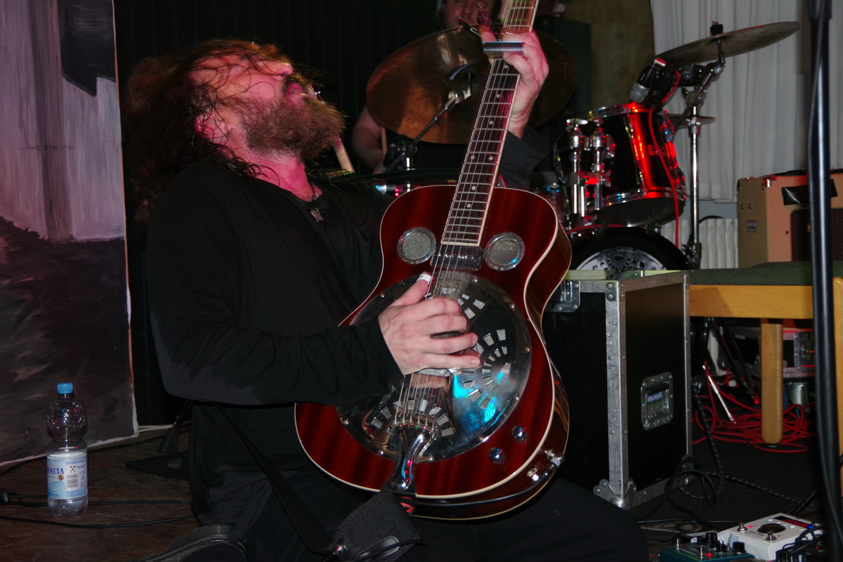Brother Dege and the Brotherhood of Blues live im JBZ